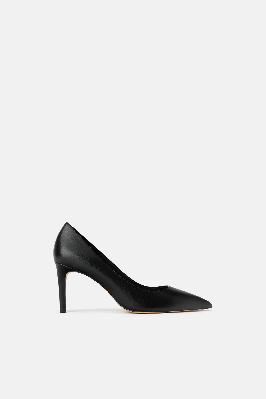 högklackade skor online