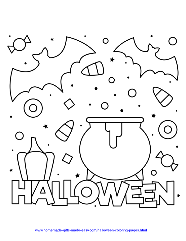 75 Halloween Coloring Pages Free Printables In 2020 Halloween Coloring Pages Printable Halloween Coloring Pages Free Halloween Coloring Pages