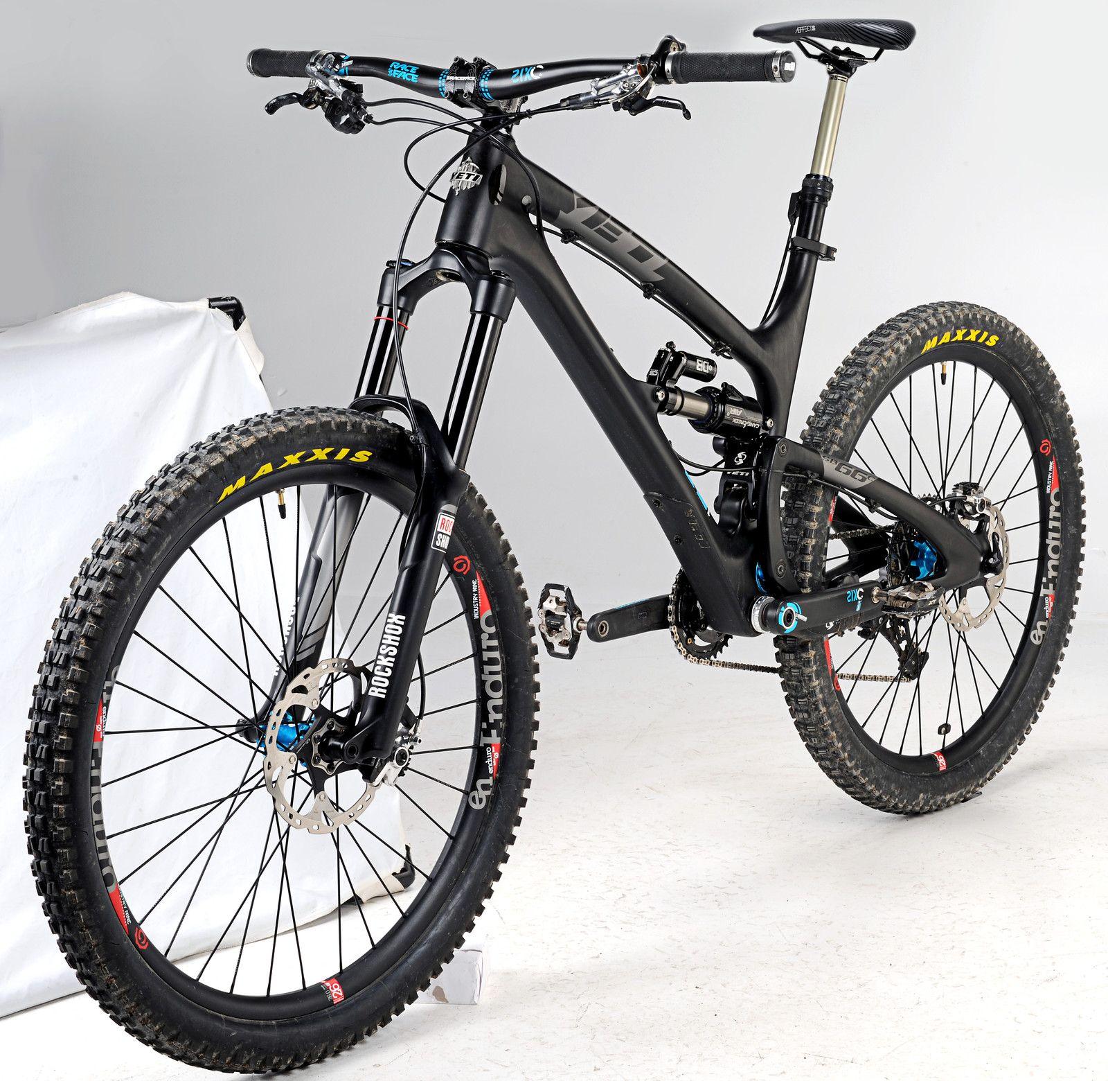 Dogboy S Yeti Sb66c Dogboy S Bike Check Vital Mtb Bicicleta