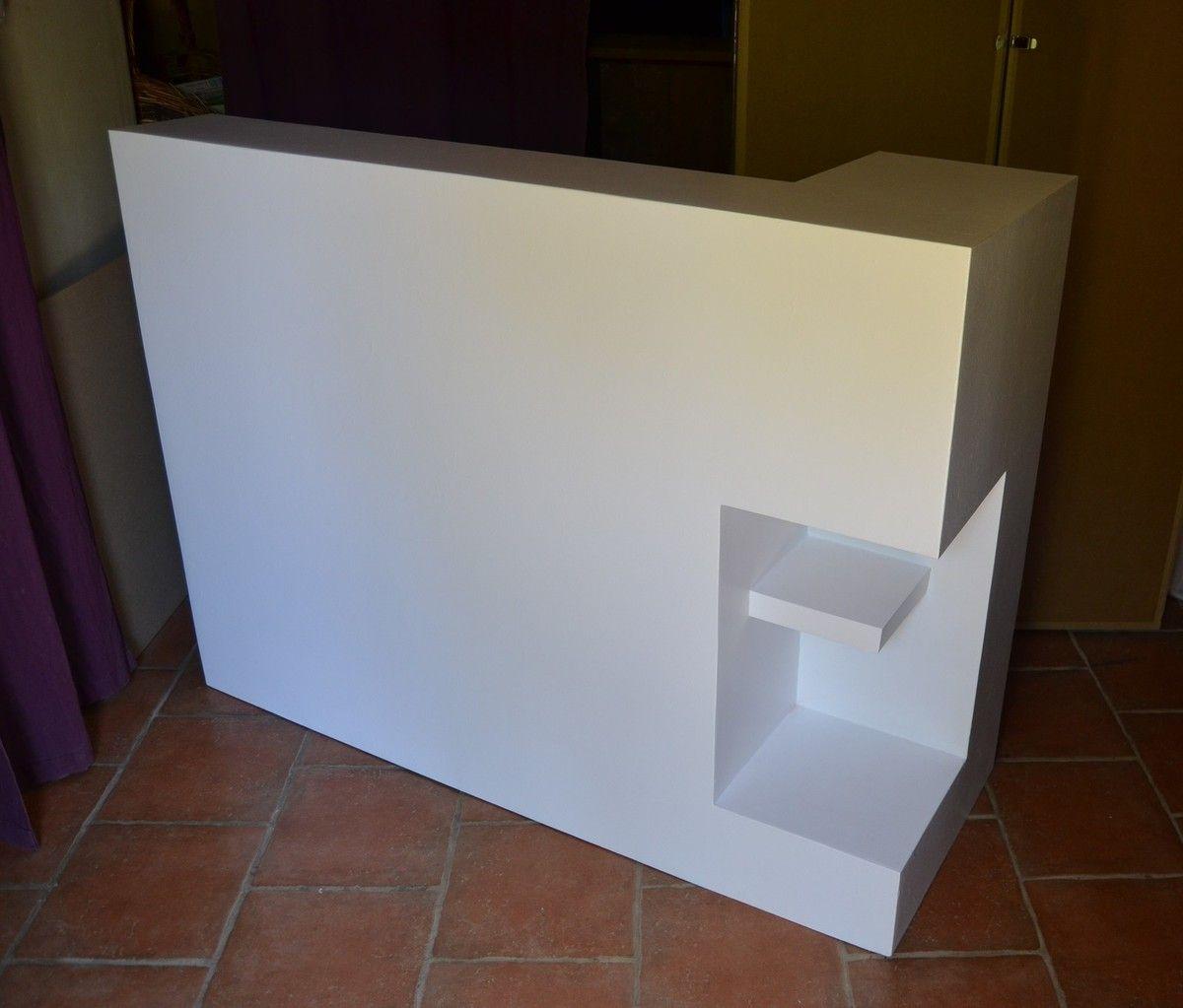 Meuble En Carton Comptoir Institut Sg Mobilier Carton Mobilier De Salon Carton Meubles En Carton