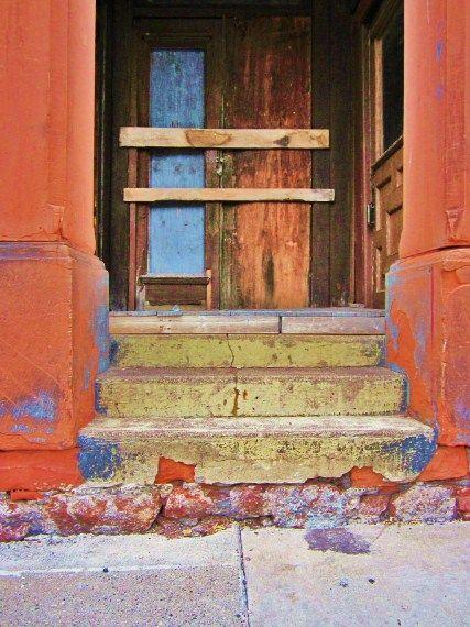 Calumet doorway...