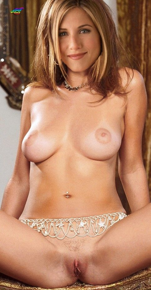 Aniston jessica nude