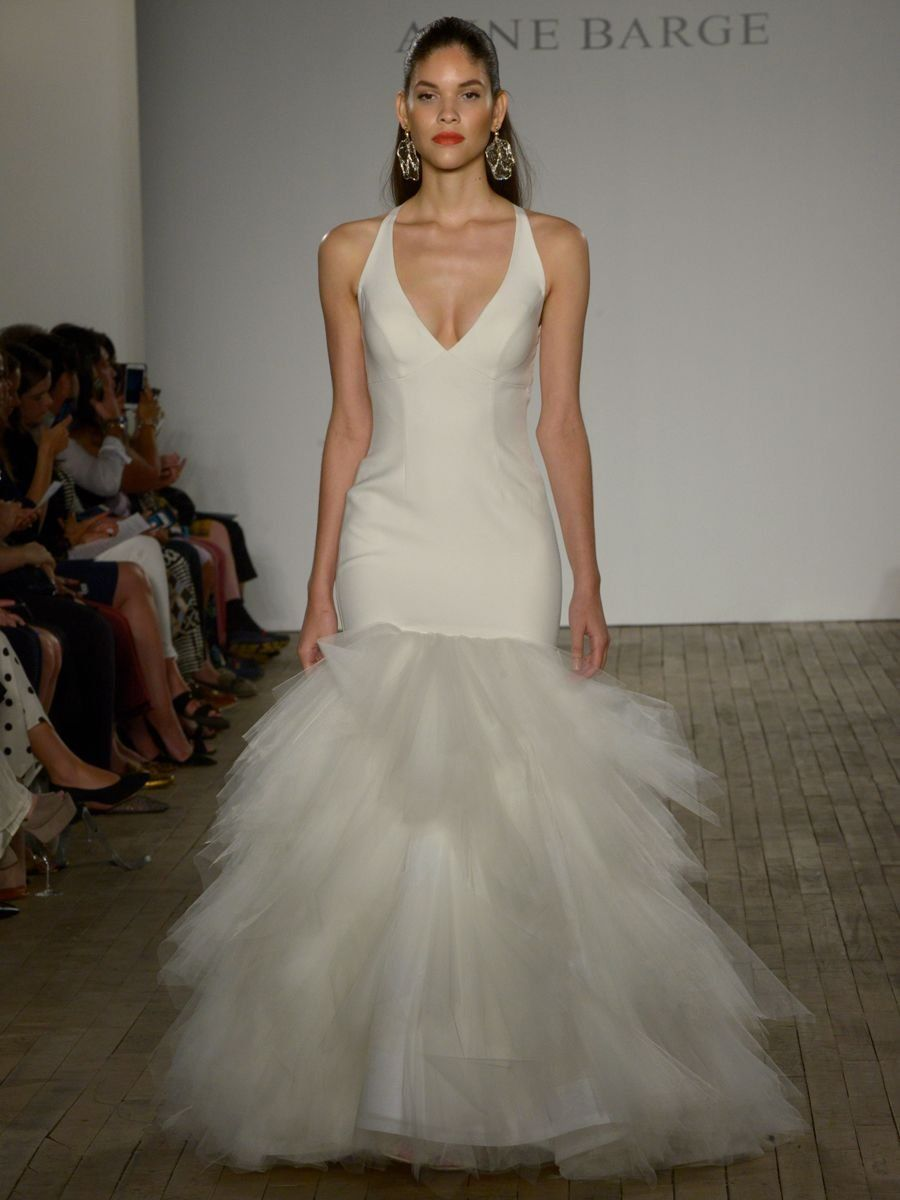 Anne Barge Fall 2019 Bridal Collection Wedding Dresses