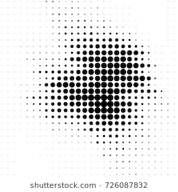 Spotted Black And White Grunge Vector Line Background Abstract Illustration Background Grunge Grid Polka Dot Backgroun Line Background Black And White Grunge