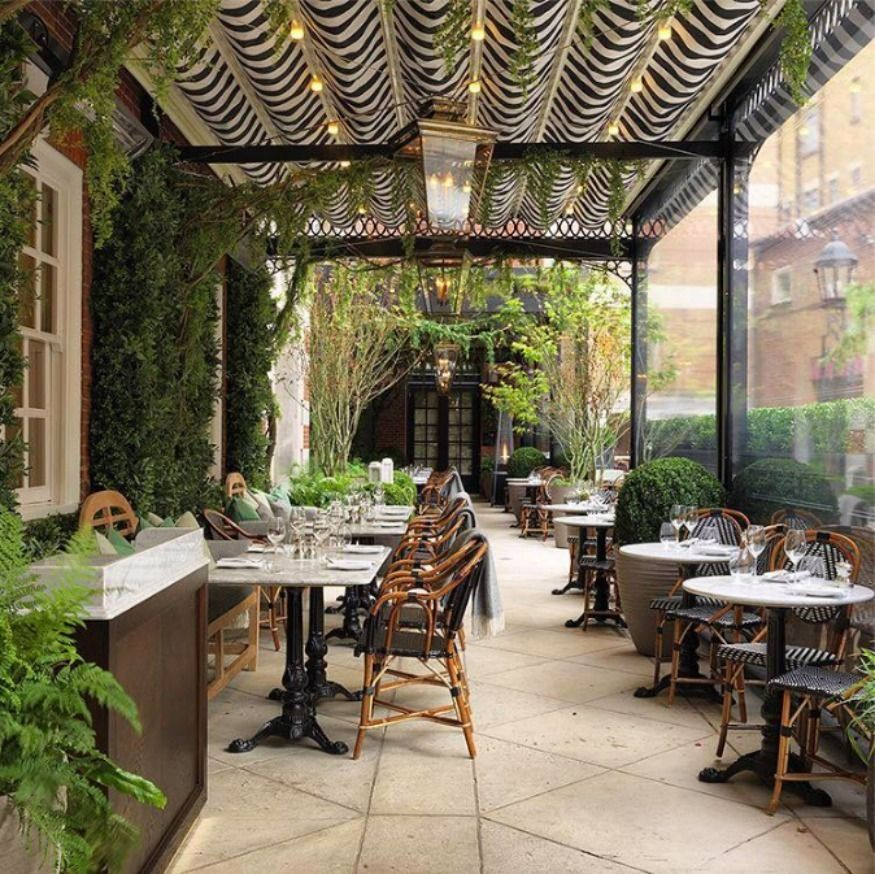 Kitchen Garden London: London's Best Restaurants For Al Fresco Dining