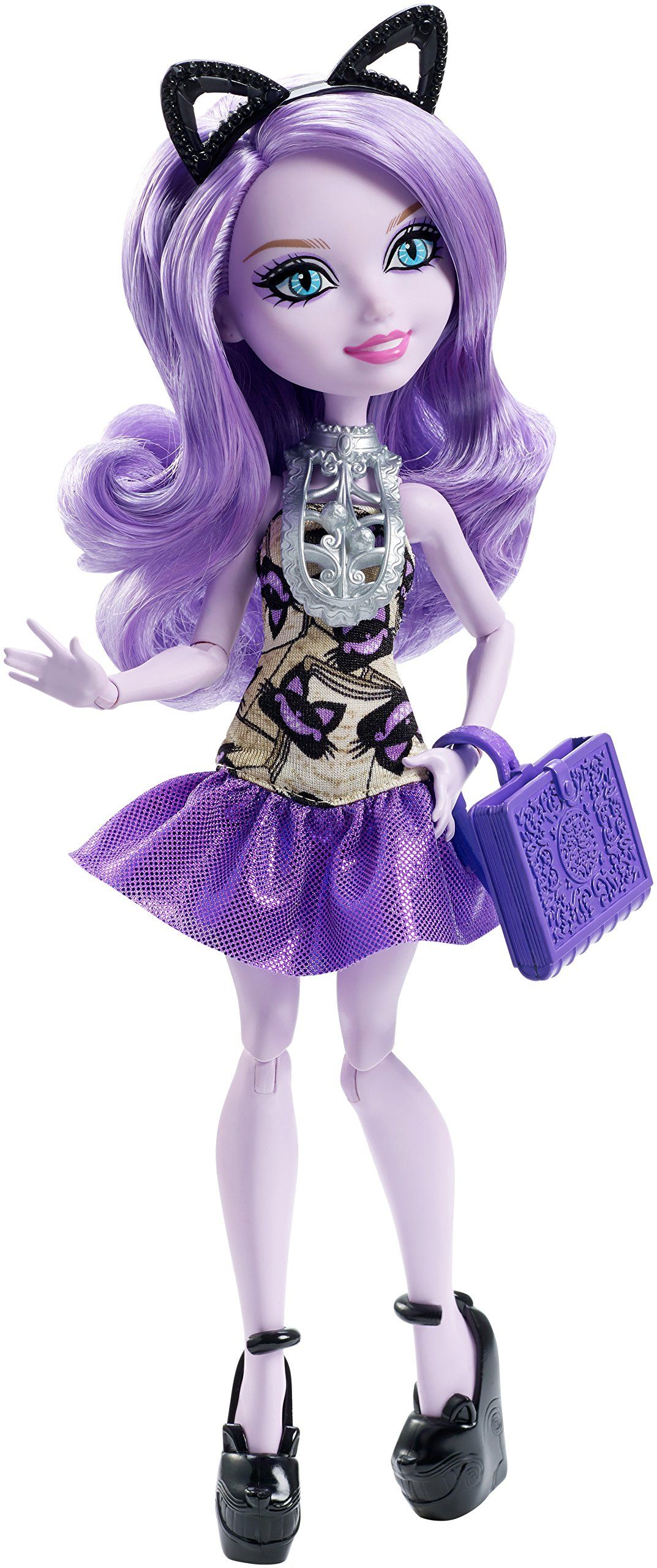 Ever After High Book Party Kitty Cheshire Doll | Monster ...