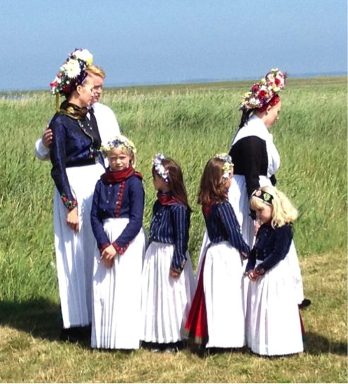 Do Your Feet Speak Danish They Can Learn March 8 In Shoreline Danish Culture Traditional Dresses Scandinavian Costume