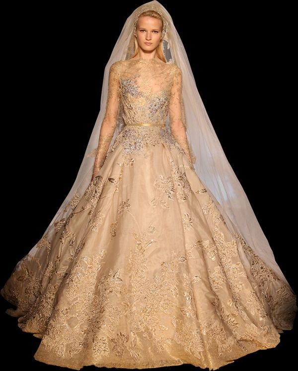 Elie Saab 2012/2013 Winter Haute Couture Collection