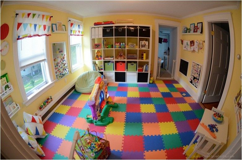 Playroom Ideas For Childminders