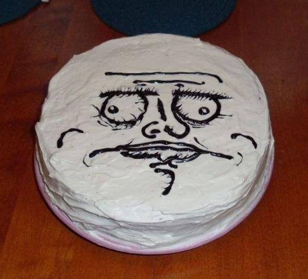 Me Gusta Cake Cookies Cupcakes And Cakes Pinterest Meme Cake