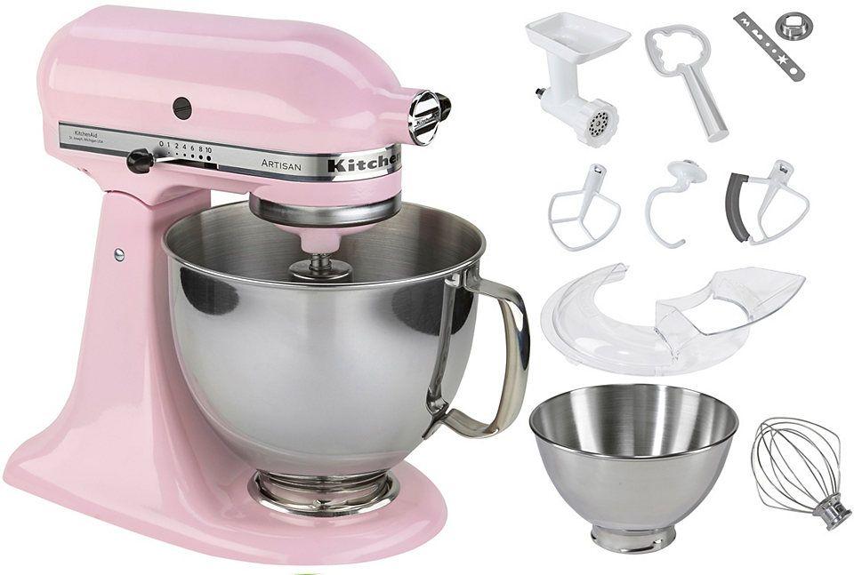 Afk küchenmaschine ~ Kitchenaid küchenmaschine artisan ksm eer liter watt