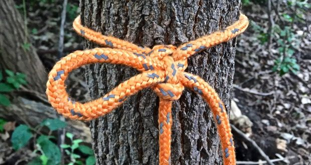 Photo of The Mooring Hitch Is A Great Quick Release Knot To Learn – 50 Campfires
