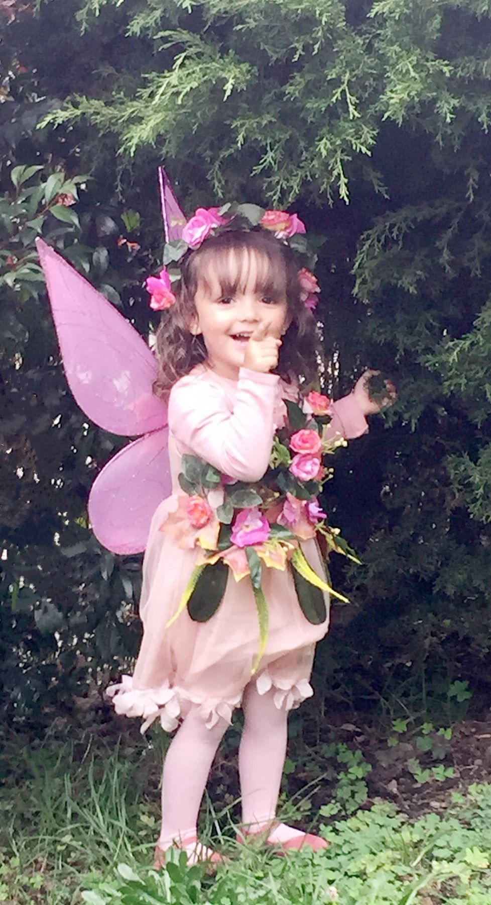 4c2cce9ffaf Hallowen costume girls Fairy - disfraz hada del bosque