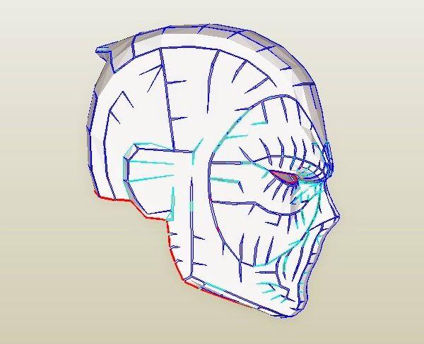 dali-lomo: Deadpool Semi-Rigid Costume Mask DIY (PDF template) | how ...