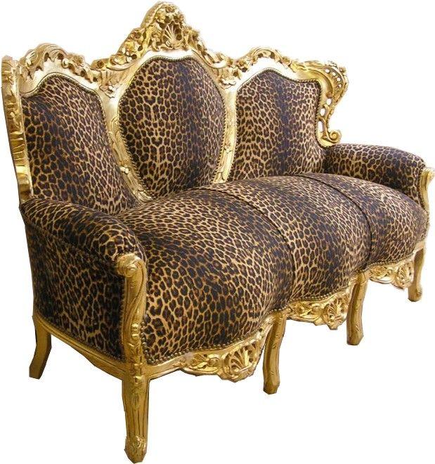 Leopard Couches | Interieur Design Ideen Und Dekoration Haus Und Garten,  Bad .