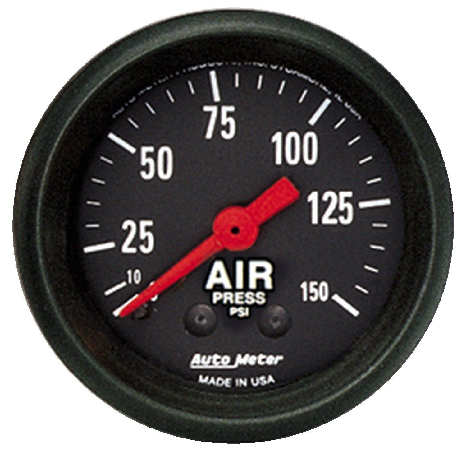 auto meter 2620 zseries mechanical air pressure gauge learn more air pressure gauge wiring diagram [ 1500 x 1489 Pixel ]