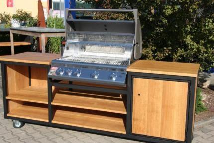 Outdoor Küche Kleinanzeigen : Outdoorküche mit napoleon gasgrill bi lex gartenküche küche