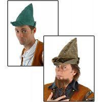 Robin Hood Hat Adult Halloween Costume Fancy Dress