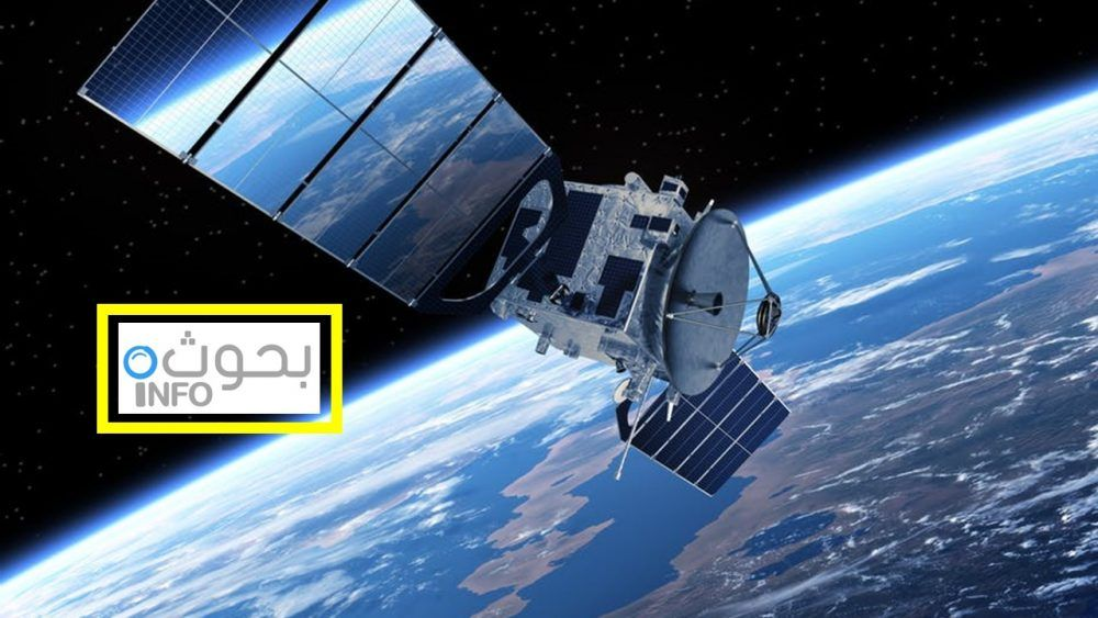 بحث عن الأقمار الاصطناعية تعريفها أنواعها مكوناتها وكيف يتم إطلاقها Sci Sci Fi Sci Fi Spaceship