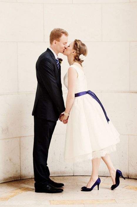 Real Weddings: Emily and Christopher's Fabulous (