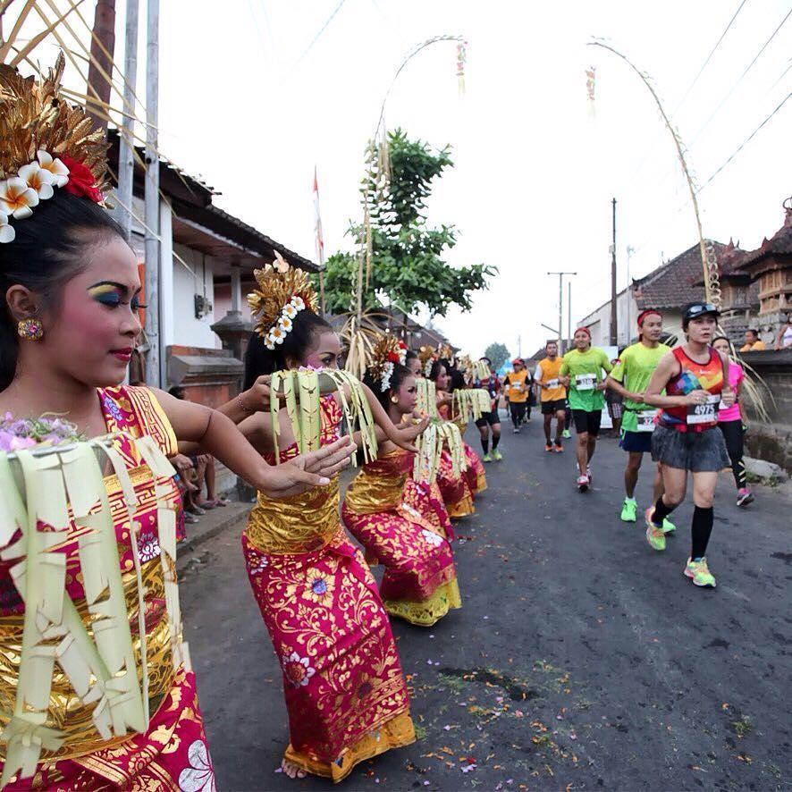 Bali Marathon (balimarathon) presented by Maybank