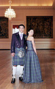 Standard Scottish Wedding Kilt Package