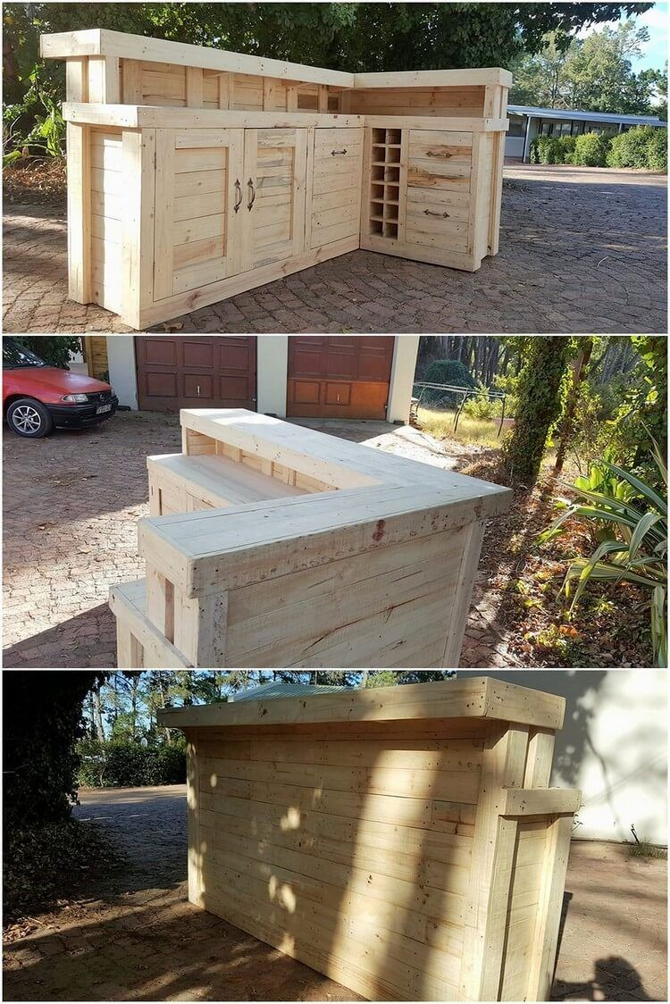 Creative DIY Ideas to Repurpose Old Shipping