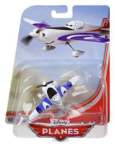 Mattel Disney Planes Russia Kolya Ivanov Die-Cast Vehicle