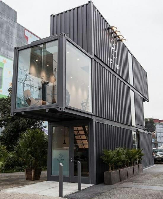 Container House Shipping container home