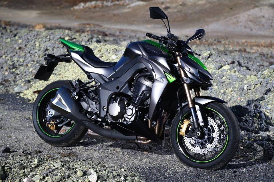 Z 1OOO Sportbikes, Sport bikes, Kawasaki heavy industries