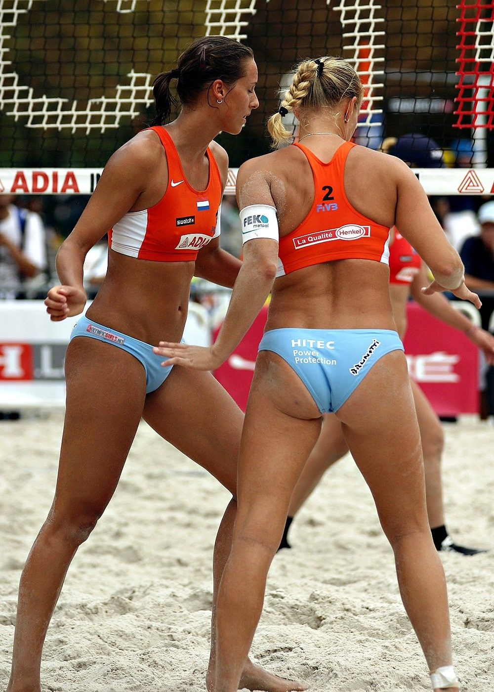 Sorry, that Naked beach volleyball girls agree, the