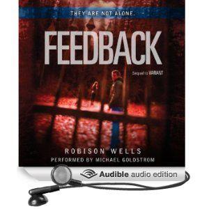 Feedback Robison Wells Ebook