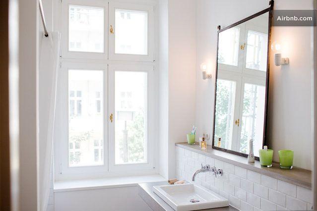 Traum Wohnung Am Prenzlauer Berg In Berlin Bathroom Badezimmer