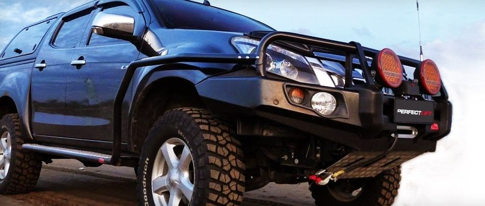 Choose A Body Lift Kit If You Want To Raise The Wheel Level Of
