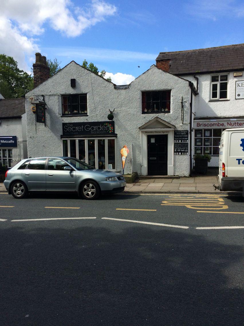 worsley village row | Worsley | Doodles, The row