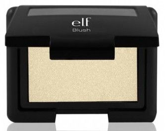Gotta Glow blush by e.l.f, perfect highlighter & dupe for Nars Albatross highlighter.