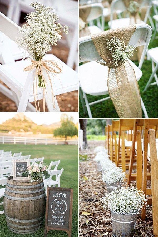 20 Budget Friendly Wedding Decoration Ideas That Look