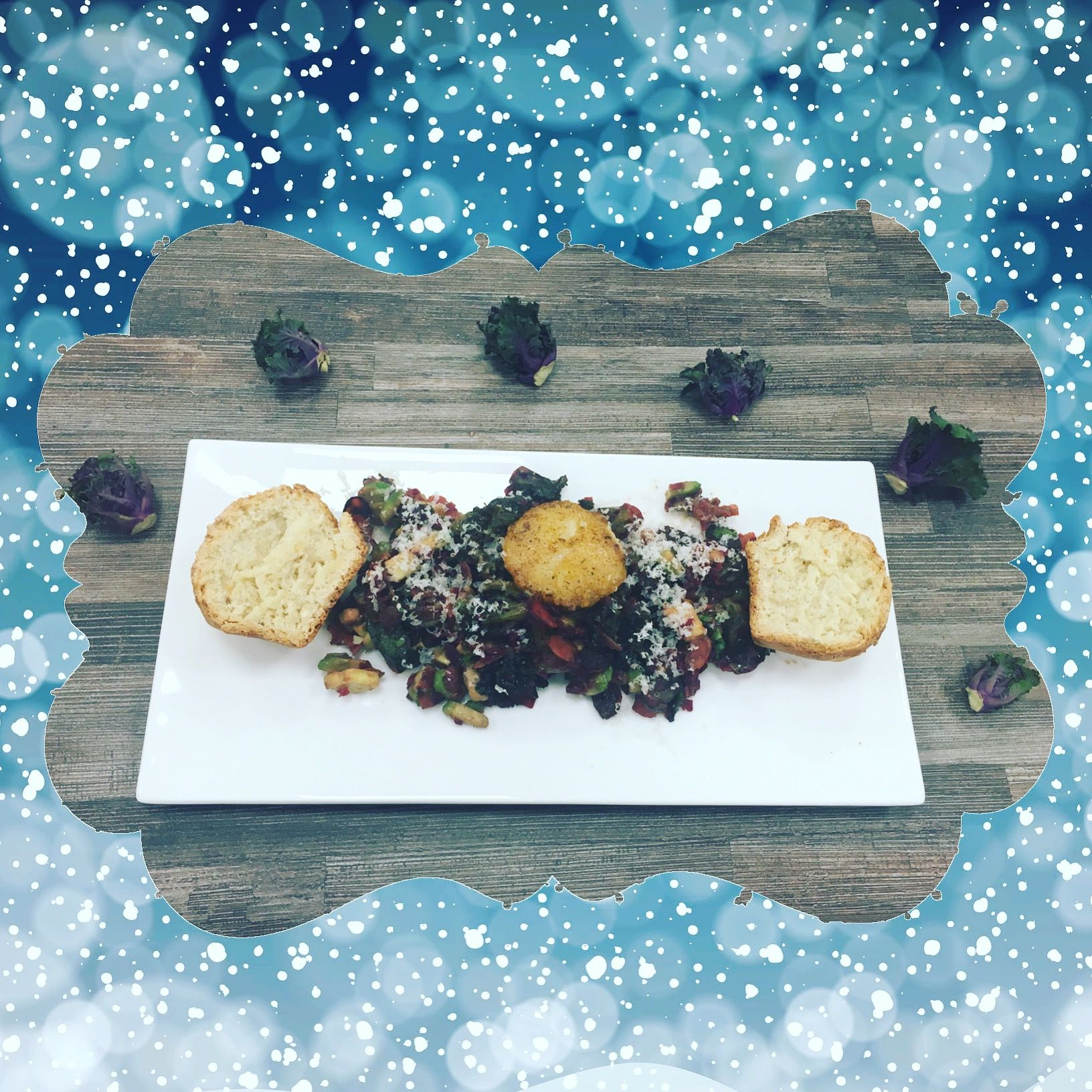 Enjoy this cold day with kalettes find out here our