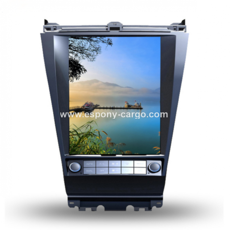 12.1'' Tesla Style Vertical HD Screen Android 6.0 Car GPS