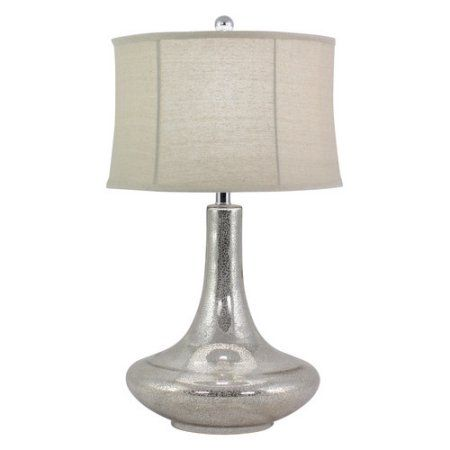 Aspire Home Accents Kaylin Glass Table Lamp Table Lamp Lamp Glass Table Lamp