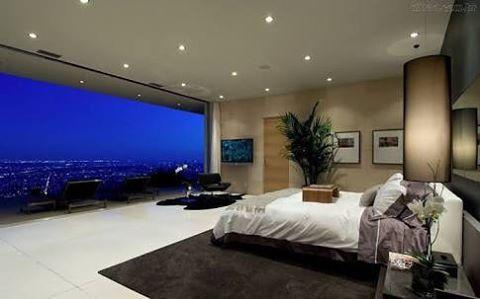 ⭐️Que nossa noite seja de sonhos... Assim como esse sonho de quarto maravilhoso.  Vamos sonhar! [foto não autoral] #lardocedecor #decor #quarto #lardocecasa