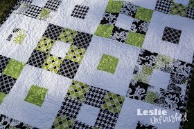 Leslie Unfinished: Just Quilts