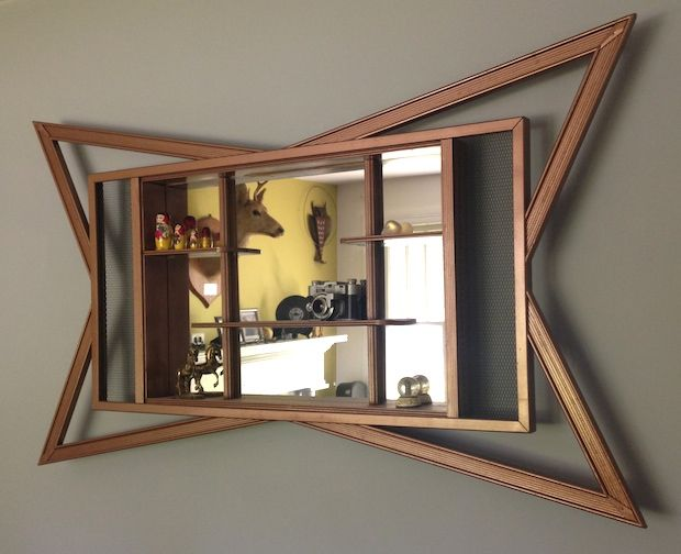 5 Diy Ideas To Upcycle And Upgrade Your Home Decor Mirror Wall Art Art Deco Mirror Art Deco