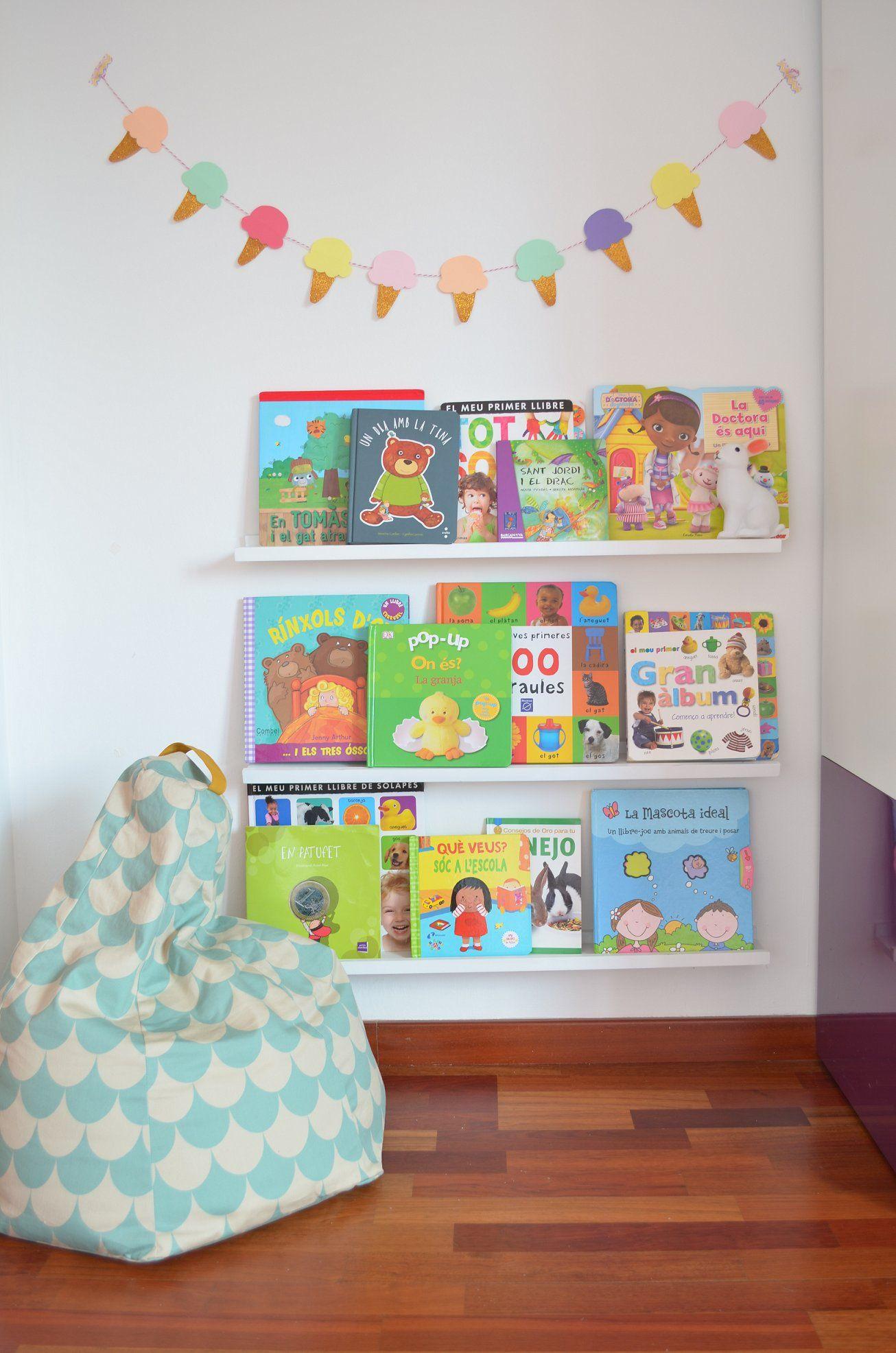 Crea tu propio DIY para decorar habitaciones de niños, divertidas y ...