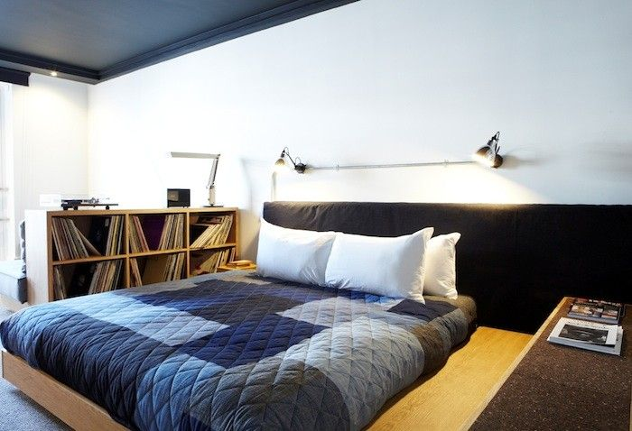 Ace Hotel Shoreditch By Edward Barber And Jay Osgerby Of Universal Design Studio