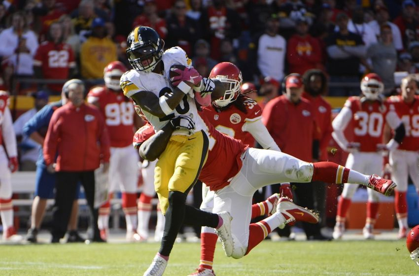 Steelers' Le'Veon Bell to face stout Kansas City defense in 2016 debut