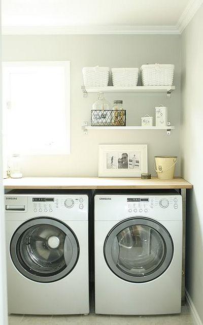 Pin En Home Laundry Room