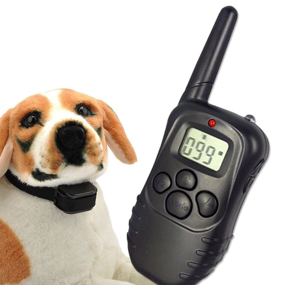 Agptek Remote Control 2 Dogs Training Shock Collar And Training