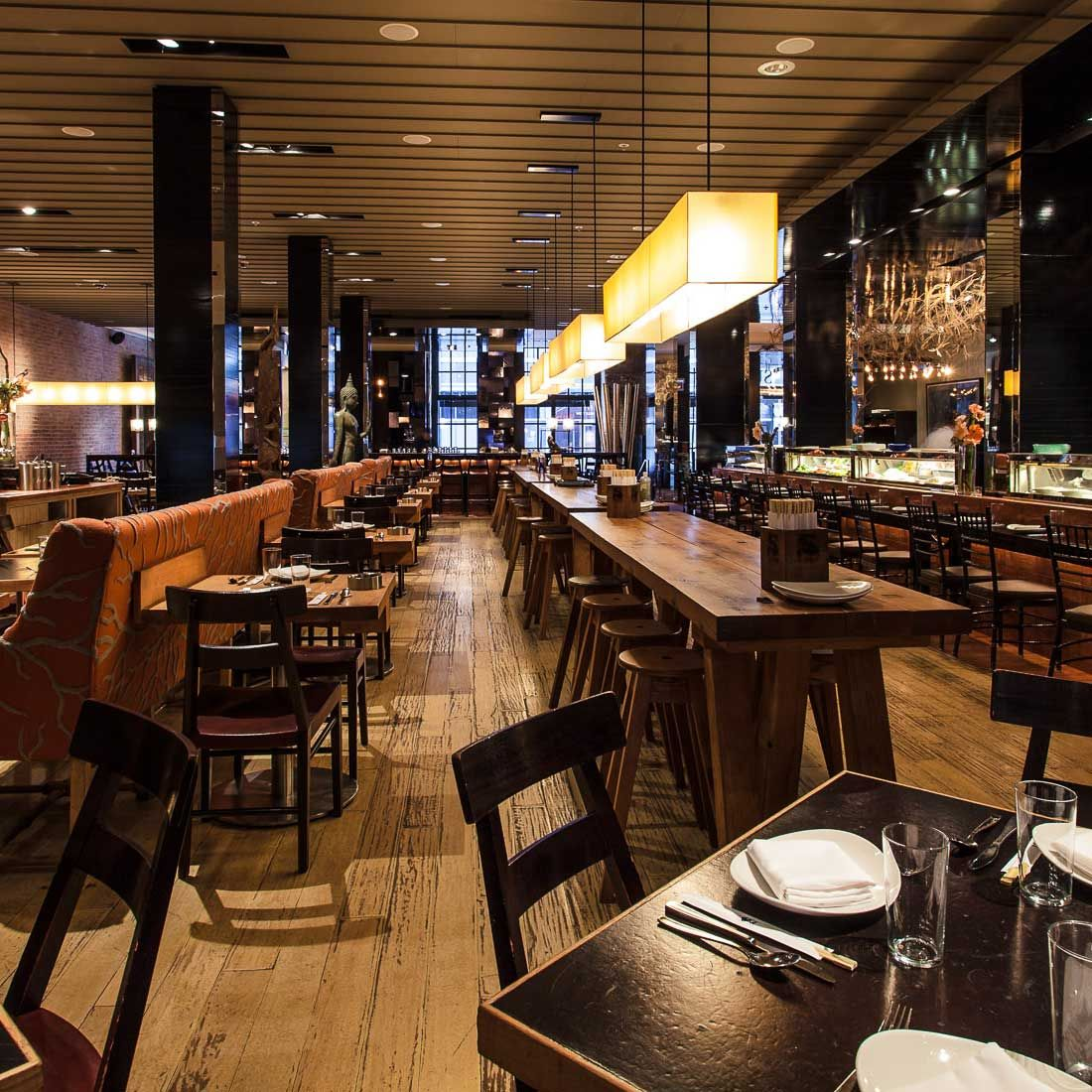 Sunda Located Within Chicago S Bustling River North Neighborhood Pairs New Asian Fare With Midwestern Hospitality For An Award Winning Concept