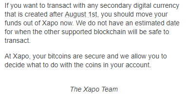 Xapo bitcoin wallet takes a slightly different approach from xapo bitcoin wallet takes a slightly different approach from coinbase in the event of a bitcoin ccuart Images